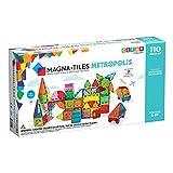 Magna Tiles Metropolis Set (110 Piece)