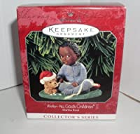 1998 HALLMARK KEEPSAKE ORNAMENT RICKY - ALL GOD'S CHILDREN #3 by Hallmark [並行輸入品]