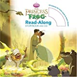 The Princess and the Frog Read-Along Storybook and CD