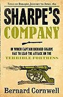 Sharpe's Company: Richard Sharpe and the Siege of Badajoz, January to April 1812 (The Sharpe Series) by Bernard Cornwell(2012-03-01)