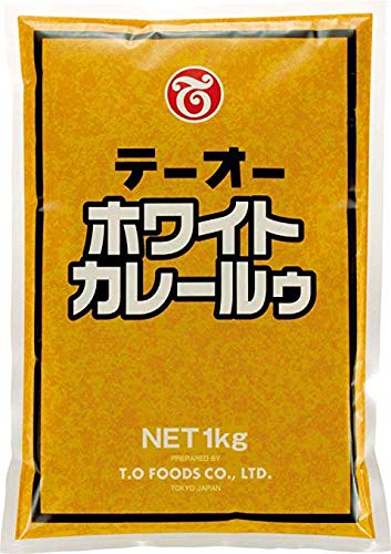 テーオー ホワイトカレールウ 1kg (単品専用商品)