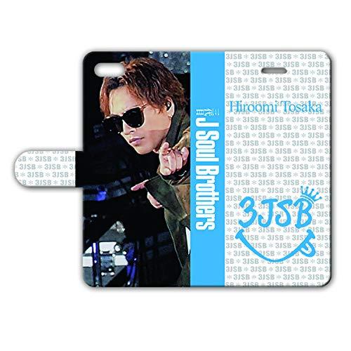 iPhone8/7 手帳型ケース 【登坂広臣】 033...