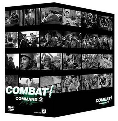 COMBAT! DVD-BOX COMMAND2