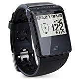 【サマーセール】ゴルフナビ ゴルフGPS 腕時計型 ファインキャディ(FineCaddie) UP505 ブラック