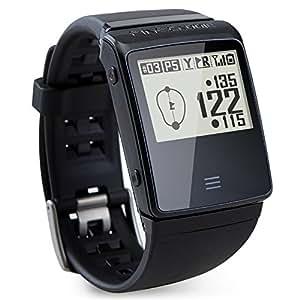 ゴルフナビ ゴルフGPS 腕時計型 ファインキャディ(FineCaddie) UP505 ブラック
