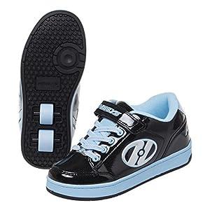 HEELYS(ヒーリーズ) ローラーシューズ パルス 4.0 HES10158-200 ブラック/ブルー 20cm