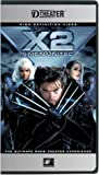 X-2: X-Men United [VHS] [Import]