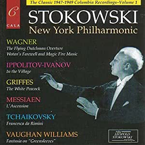 Leopold Stokowski Conducts the Nyp 1
