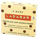 Larabar ララバーチョコレートチップドウ48g×5本箱入り**並行輸入