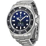 Rolex(ロレックス) Deepsea Deep Blue Dial Stainless Steel Men's Watch 深海の深い青色のダイヤル ステンレス メンズ腕時計 [並行輸入品]