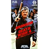 Death Wish 4: The Crackdown [VHS] [Import]