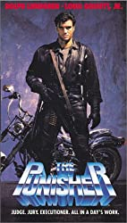 Punisher (1989) [VHS] [Import]