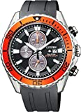 [シチズン]腕時計 PROMASTER プロマスター エコ・ドライブ ダイバー200m クロノグラフ CA0718-21E メンズ