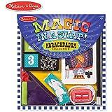 Melissa & Doug Magic in a Snap 。AbracadabraコレクションMagic Tricksセット( 10個)