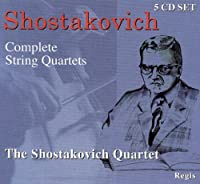 Shostakovich: Complete String Quartets (5 CD) (2008-01-01)