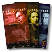 X-Files: Wave 7 Triple Pack [VHS] [Import]