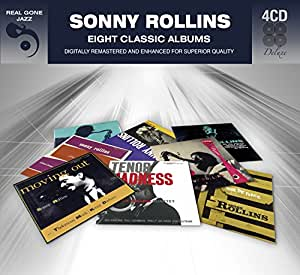 Sonny Rollins (Eight Classic Albums)