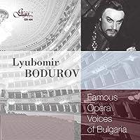 Famous Opera Voices of BG