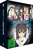 Selector Infected Wixoss - DVD Box Vol. 1 + Sammelschuber (2 Discs)