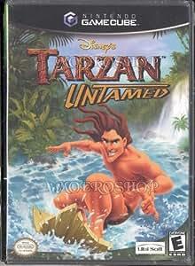 Tarzan Untamed / Game