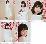 乃木坂46 2018年3月個別生写真5枚セット バレンタイン 井上小百合