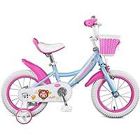 自転車 子供用自転車14インチ3-4-8歳の学生ペダル自転車