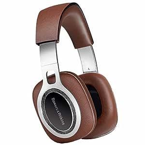 Bowers & Wilkins p9署名HIFI Over Earヘッドフォン、有線、イタリアレザー