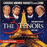 パヴァロッティ、ドミンゴ、カレーラス 3大テノール・イン・パリ1998