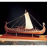 Amati Import Wooden Sailing Ship Model AM1406-01 Viking Ship