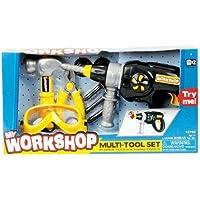 My Workshop Multi-tool Set Power Tools And Hand Set [並行輸入品]