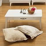センターテーブル サイドテーブル テーブル あこがれ の レトロモダン の 白い 部屋 落ち着いた 色合い と 甘すぎない デザイン Retria テーブル