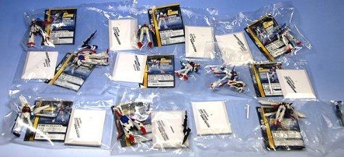 ガンダムコレクションコンプレックス・バンダイ (シークレット付き全39種フルコンプセット)