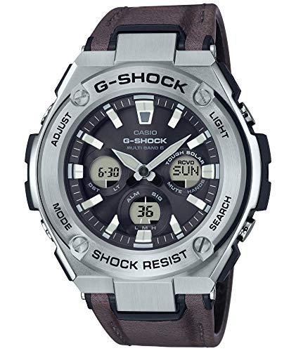 [カシオ]CASIO 腕時計 G-SHOCK ジーショック G-STEEL 電波ソーラー GST-W330L-1AJF メンズ