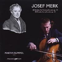 20 Etudes for Cello Solo Op 11