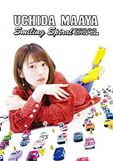 UCHIDA MAAYA 2nd LIVE『Smiling Spiral』 [Blu-ray]