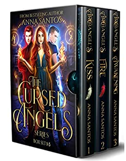 The Cursed Angels Series: Books 1-3 by [Santos, Anna]