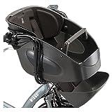 ブリヂストン(BRIDGESTONE) bikke POLAR用 フロントチャイルドシートクッション FBP-K DG1 ダークグレー