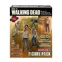 Set construccion The Walking Dead 5 figuras 30pz / 建設ザ・ウォーキング・デッド5つの数字の30pzを設定します。