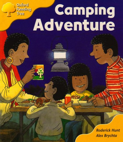 Oxford Reading Tree: Stage 5: More Storybooks B: Camping Adventureの詳細を見る
