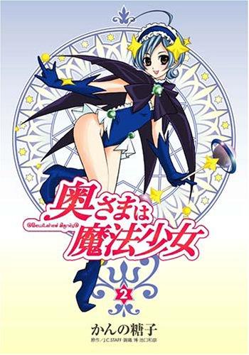 奥さまは魔法少女 2 (電撃コミックス)の詳細を見る