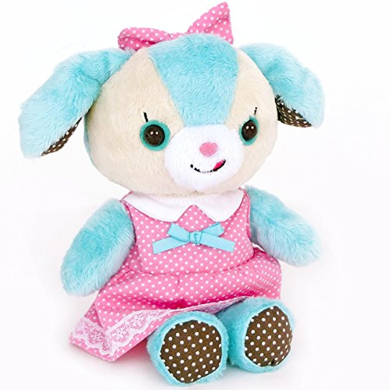 マザーガーデン Mother garden うさももドール プチ 冬限定 着せ替えプチマスコット 犬のチョコミント Sサイズ お人形遊び きせかえ ドール 着せ替え服