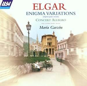Elgar;Enigma Variations/Concer