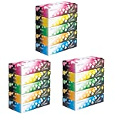 エルモア エレガンスティッシュー 400枚(200組) 3ボックスセット(1Box=5Packs,合計15Packs)