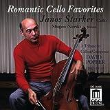 Janos Starker - Cello works by David Popper by David Popper (2001-07-27)