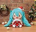 初音ミクシリーズ スペシャルふわふわぬいぐるみクリスマス2018