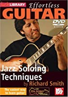 Effortless Guitar: Jazz Soloing Techniques [DVD] [Import]