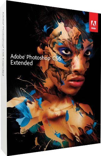 Adobe Photoshop 拡張CS6