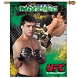 UFC LYOTO MACHIDA 27-by-37-Inch Vertical Flag by WinCraft [並行輸入品]