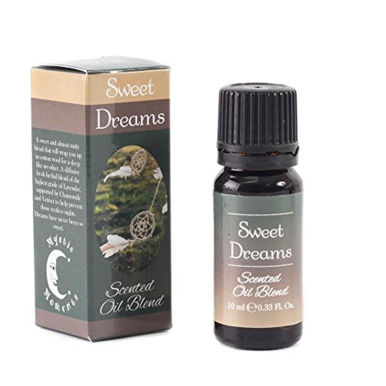 に頼る食物びっくりしたMystic Moments | Sweet Dreams - Scented Oil Blend - 10ml