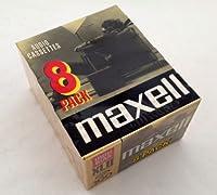 Maxell 138171高バイアスXLII 1107/ Xliis 90(8パック)